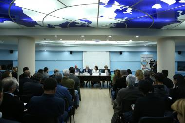 The 10th National Conference on Social Dialogue and Trilateral Social Partnership in Armenia took place at the UN Office in Armenia - Photolure News Agency