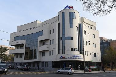 The opening of 'Ajapnyak' Medical Center took place in Yerevan, Armenia - Photolure News Agency