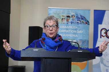 The annual information days of the Erasmus + program have started at the RA Ministry of Education, Science, Culture and Sport - Photolure News Agency