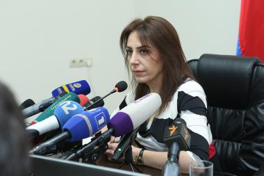 Session of the Commission for Prevention of Corruption took place at the National Security Council of Armenia - Photolure News Agency