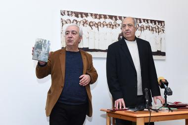 Annual awards ceremony of the RA Writers' Union took place - Photolure News Agency