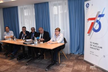 A panel discussion on 'Prospects for the Development of the Nuclear Sector in Armenia' took place at the Ibis Yerevan Center - Photolure News Agency
