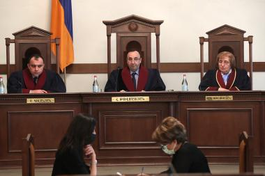 RA Constitutional Court holds a session - Photolure News Agency