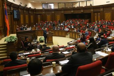 Question and answer session of the RA National Assembly and RA Government took place at the RA National Assembly - Photolure News Agency