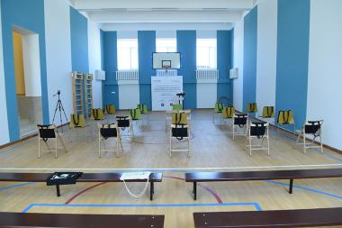 Opening of the renovated schools of Tandzut and Aygeshat communities took place in Armavir Province of Armenia - Photolure News Agency