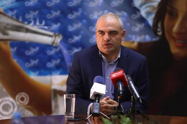 Genocide expert Hayk Demoyan gives a press conference in Henaran press club - Photolure News Agency