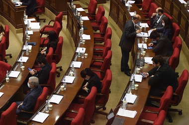 An extraordinary session took place at the RA National Assembly - Photolure News Agency