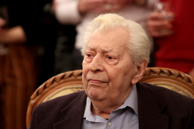 A jubilee ceremony dedicated to V. Galstyan's 80th birthday anniversary took place at the National Academic Theatre of Opera and Ballet after Al. Spendiaryan - Photolure News Agency