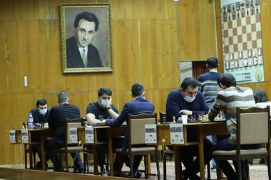 Opening for both men and women chess tournaments took place at the RA Chess House - Photolure News Agency