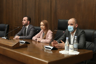 Parliamentary Briefings took place at the RA National Assembly - Photolure News Agency