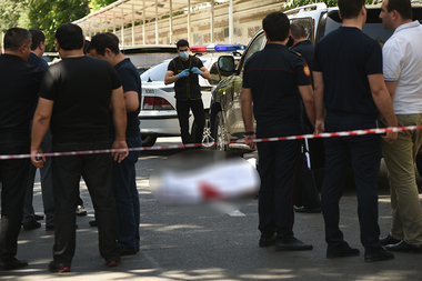 A man died after being shot on Abovyan street of Yerevan, Armenia - Photolure News Agency
