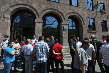 Criminal Court of Appeal announced the decision of the Izmirlian Medical Center director, Dr. Armen Charchyan's case - Photolure News Agency