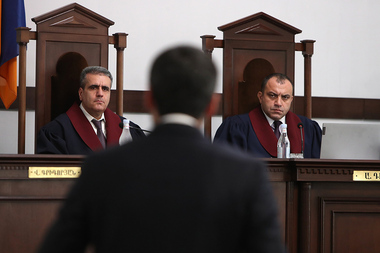 RA Constitutional Court continues the examination of all the applications challenging the results of snap parliamentary elections in Armenia - Photolure News Agency
