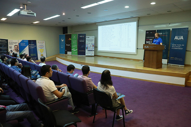 An international conference on Artificial Intelligence took place at the American University of Armenia - Photolure News Agency