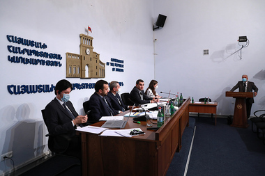 Interviews of the candidates for the post of the Chairman of the Anti-Corruption Committee took place - Photolure News Agency