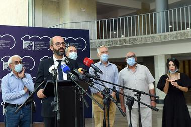 G. Sundukyan National Academic Theatre presented the festive 100th anniversary season - Photolure News Agency