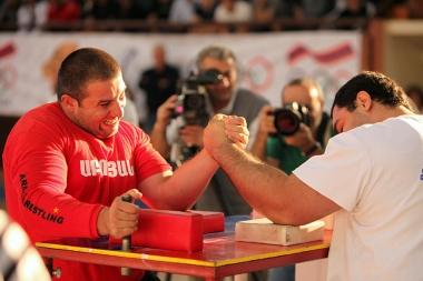 Armenian Armwrestling Championship - Photolure News Agency