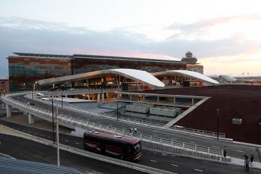 Opening of the new terminal of Zvartnots International Airport - Photolure News Agency